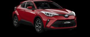 Toyota-C-HR-2021